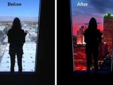 Photoshop Design & Photo Editing