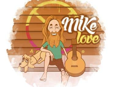 Tribute Mike love