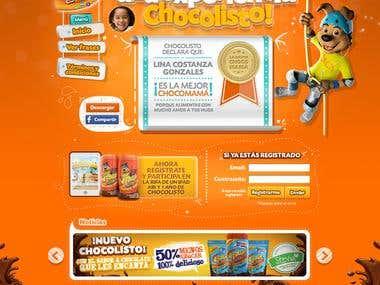 Concurso La mejor ChocoMamá