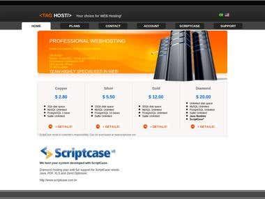 Taghost website