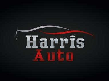 Harris Auto Logo