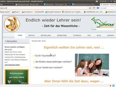 Link building for jumpian.de