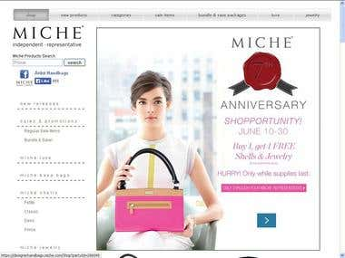 Miche Bag® | Buy Online | View New Miche Shells