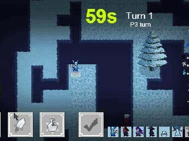2D turn-based tactics