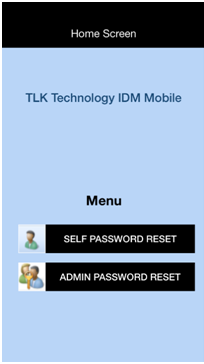 TLK IDM Mobile app