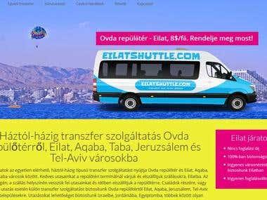 Translation of website content (EN->HU)