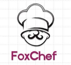 Logo design for chef