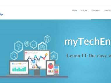 mytechentity (LMS)