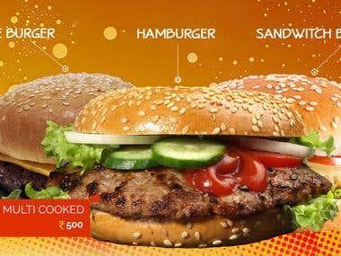 hamburger banner