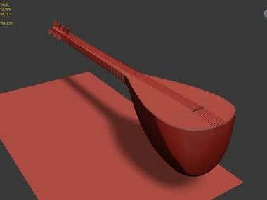 Azerbaijani musical instruments