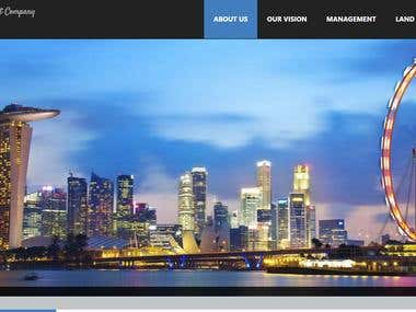 Shafat Development Company (Website)