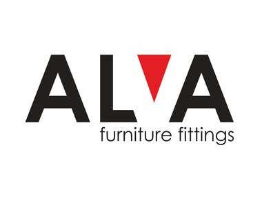 The logo for the brand of furniture accessories