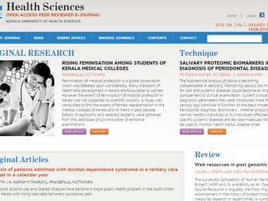 Scientifc Research Journal Publishing Solution