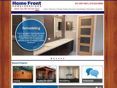 Home Front Home Services