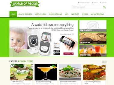Worldof Foods