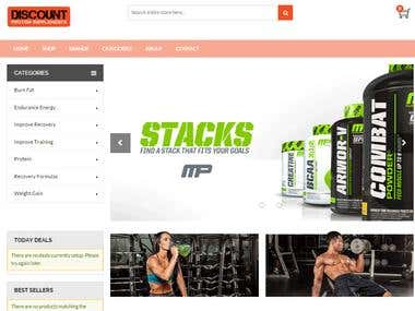 Discount Protein Supplements | Discount Supplements Store