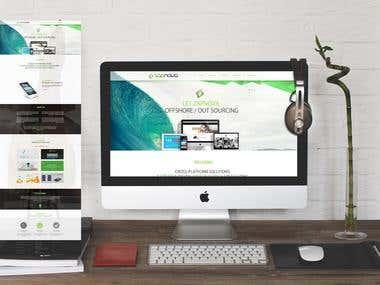 Zapnova website