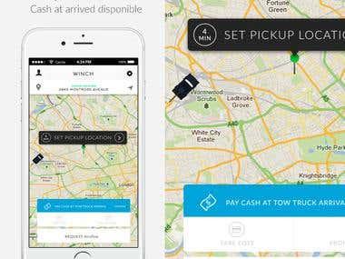Uber for TowTrucks