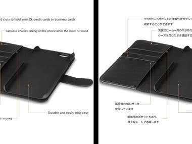 Translation of iPhone Case for Japanese