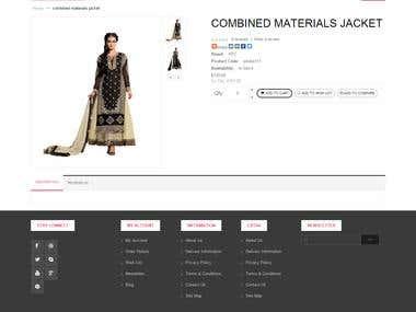 Clickliva( e commerce)