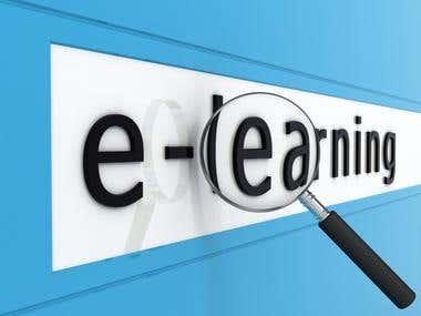 E learning Portal