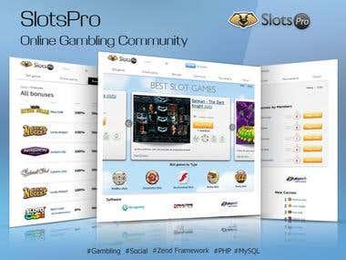 Online Gambling Community