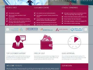 Business class wordpress Website