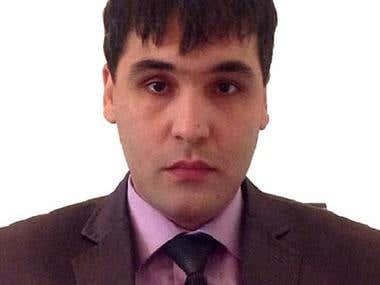 Nurmetov Rovshan Timurovich, 35 years old, A lawyer