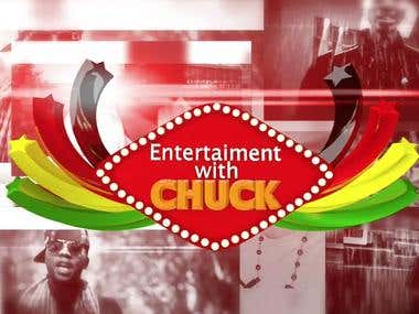Opening Title for Entertainment with Chuck