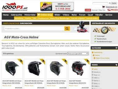 NopCommerce customization