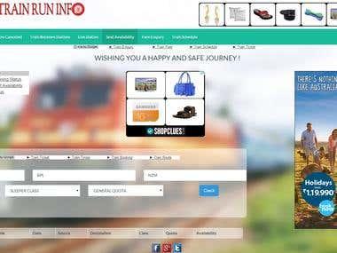Trainruninfo.com