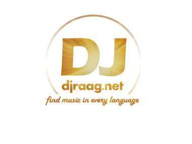 logo for a music website
