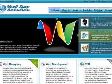 Web Ray Solution Pvt. Ltd.