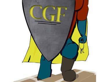 Cosford Grange Farm Storage Company Logo