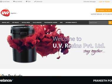 E-Commerce Website Showcase