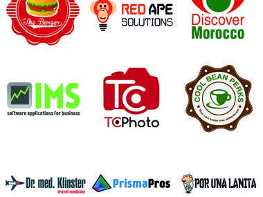 45 logo designs