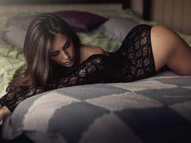 Model: Alyona Ponomarenko