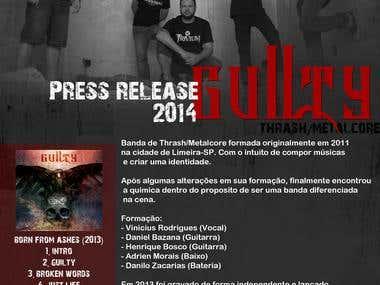 Press Release Banda Guilty