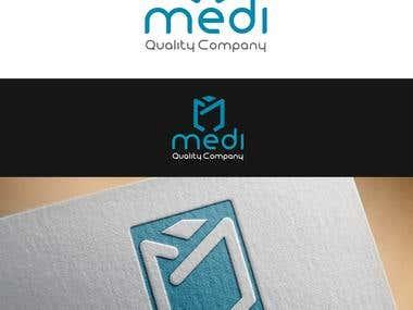 Med logo design