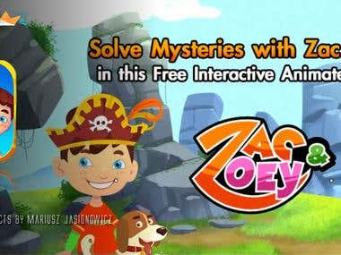 Zac & Zoe Series