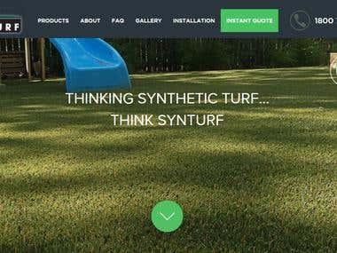 Synthetic Turf industry | Grass Growing System