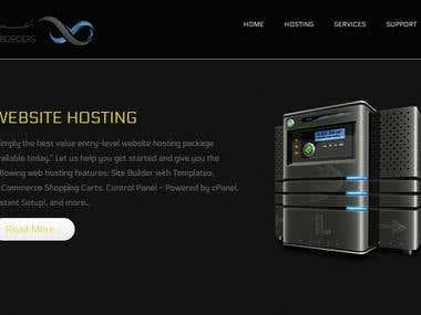 Develop Website for WWB Hosting