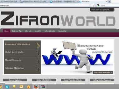 ZIFRON WORLD
