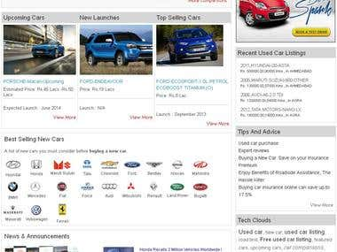 Car Selling Used and New Car Online