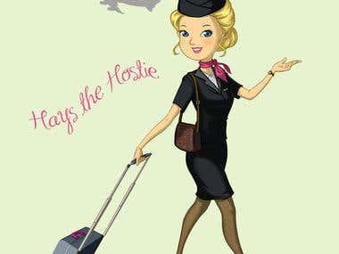 Hays the Hostie