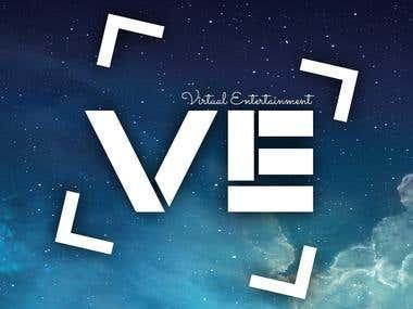Virtual Entertainment Logo