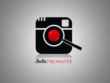 Instagram Promo Logo