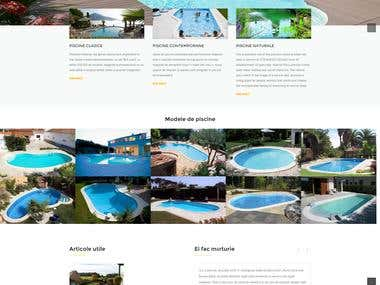 Pool online shop