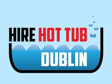 Logo for Hire Hot Tub Dublin