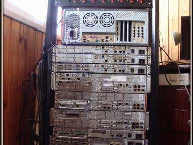 My Home Lab  •